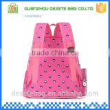 2015 New fashionable quality cute nursery school bags