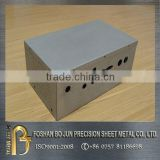 China manufacturer electronic cabinet fabrication, customized steel instrument box enclosure