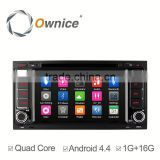 Ownice Android 4.4 quad core Car Radio for VW Touareg T5 Multivan Transporter with 16G rom + TV