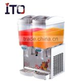 RB-234A 2 Tank Electric Refrigerated Beverage Dispenser Juice Dispenser with Cheap Price