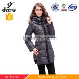 Stock Clearance Sale lowest price for woman down jacket womens long winter coat