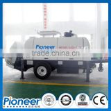 Widely Used Truck-mounted Concrete Pump With High Performance