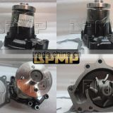Diesel engine ISUZU 4HK1 water pump 8-98022822-1 for ZX200-3, excavator spare parts,4Hk1 engine parts