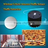 Wireless Vehicle Detector Traffic Magnetic Sensor Traffic Car Detection Magnetometer for Road Safety System