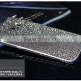 Hot sale for samsung galaxy s7 bling bling sparkling glitter sticker skin decal