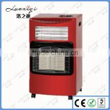 Low MOQ BSCI/ CE Stand Quartz Heater indoor heater ,gas patio heater , portable gas heater