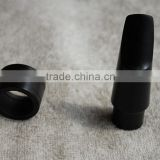high quality sax mouthpiece use ebony material