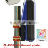CL-1306 Prepaid bus ticketing machine for thermal printing and barcode scanning function