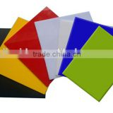 arcylic solid surface sheet/ Colorful transparent arcylic sheet manufacturer /Acrylic Display Sheet