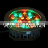 Color-changeable RGB LED Underwater Lights for Fountains
