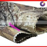 Forest Camo Print Fabric for Hunting Camouflage Clothing