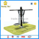 Outdoor fitness/Gym equipment/Double pendulum device/Double a pendulum