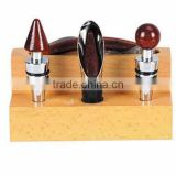 2012 Zinc alloy kitchen accessories with acrylic base
