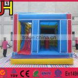 Mini inflatable toy house for kids, baby bouncer, kids bounce house