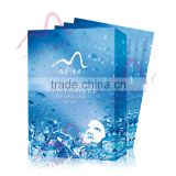 Face beauty disposable silk facial mask, taiwan facial mask