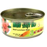 Beef Luncheon Meat Canned Food FMCG products