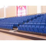 Inquiry about Selent telescopic seating retractable seating rail telescopic sports seating