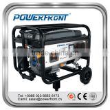 Price of 3kw mini silent petrol generator for home use and outdoor use