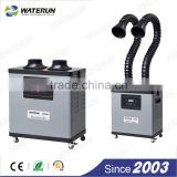 200W Digital welding fume extractor , soldering smoke absorber