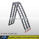 ISO/TS 16949:2009 Aluminum Heavy Duty Folding Arched Scooter Utv Motorcyle Dirt Bike Lawnmower Motocross Atv Loading Ramp