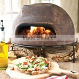 Outdoor clay pizza oven hot seller item