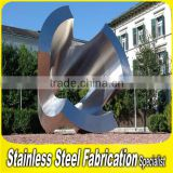 Inquiry about Metal Sculpture Stands Abstract Sculpture Large Outdoor Statues