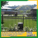 Hot galvanized high quality fence panels for sale steel fencing