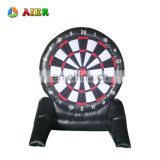 2017 hot sale inflatable gart game / mini gart game inflatable for sale