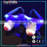 LED Party Supplies Rave Glasses Plastic Flash Lighting Toy Glasses