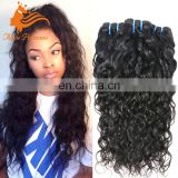 10A Grade Peruvian Hair Water Wave Human Hair Beyonce Weaving