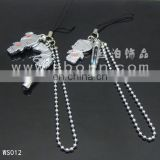 Fashion mobile phone strap/ cell phone strap