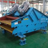 Double deck dewatering screen