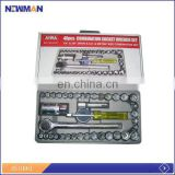 CE iron box packing high mechanic tool set