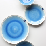 crackle glaze tableware