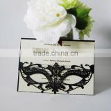 new hot elegant high quality party paper products wedding favour pocket envelop invitation cards