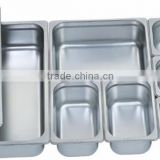 S/S Hotel Food Pan Restaurant Commercial Kitchen Equipment                                                                         Quality Choice