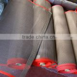 4*4 brown high temperature ptfe coated fiberglass open mesh conveyor belt for conveyor textile printing