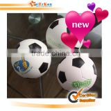 2014 eco-friendly antistress soccer ball