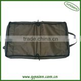 2014 silk-screen promotion good quality poly nonwoven garment suit bag cover