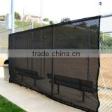Shade Net Shade Tarp Construction Fence Tarp Dust and Wind Tarp Canopy Shade Screen 8 x 13