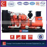 Yuchai generator with CNG engine