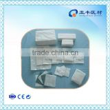 Disposable medical gauze sponge 100% absorbent cotton/gauze dressing /surgical gauze swabs                                                                         Quality Choice