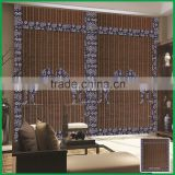 Good quality bamboo curtain outdoor motorized roller blinds