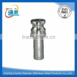 made in china casting stainless steel reducing camlock coupling type e                                                                                                         Supplier's Choice
