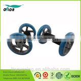 Ab Power Wheel Ab Roller,Dual Ab Wheel for Abs / Abdominal Roller Workout Exercise Fitness                                                                         Quality Choice                                                     Most Popular