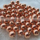 China wholesale bling chunky loose beads, 8mm in stock acrylic Spacer ccb beads for jewelry necklace accessory making!!