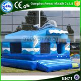 Hot sale inflatable animal bouncers sports arena bounce house sea world inflatable bouncer
