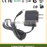 Universal 12V 0.5A CCTV Power Supply