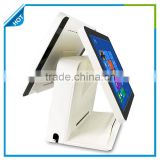 15 inch pos terminal /all in one touch screen pos most effective-price touch pos system with mini receipt printer (Gc066)