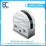 Cheap price 304sus 316sus stainless steel glass clamp/China supplier hiah quality balustrade glass clamp(GC-11)